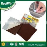 3 years quality guarantee top grade polyester felt rug pad
