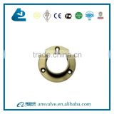 Ductile Iron and Brass Flange