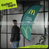 2015 hot Sale Advertiser Arch Backpack Banner