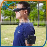 H1730 Flysight FPV Goggles 5.8Ghz 32CH Wireless Receiver With Picture in Picture Function and Wide Angle Camera