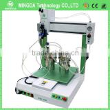 Factory Price AB Two Component Glue Automatic Mixing Robot dispenser Machine 400*400*100mm High Precision