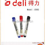 Deli Refill ink Whiteboard Marker Whiteboard Marker pen dry erasable S502