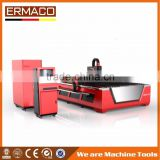 3 Years Warranty ERMACO Fiber CNC 500w Metal Laser Cutting Machine With Surprised Discounts