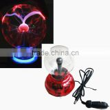 2016 Magic Lightning USB Plasma Ball Light Desktop Sphere Lamp for Disco Party Gift