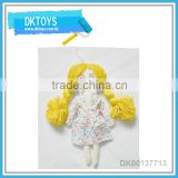 Hot Sale 31CM Cute Braid Beautiful Fun Doll Popular Kids Kinds Colorful Girl Body Baby Toys