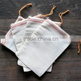 China cotton muslin drawstring bag,cotton drawstring shoe bags,dust bag for shoes supplier