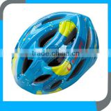 blue cheap in mould children bike cycle helmets for child and kids in China,helmet kids bike,boys bike helmet