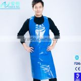 china manufacturer supply plastic aprons pvc apron kitchen apron transparent,white,green,blue