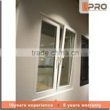 Good quality aluminum window price tilt and turn window hardware aluminium tilt and turn windows