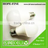 2015 New Style CE Rohs Approval A60 5w 7w 9w 12w E27 Led Bulb Light and Liquid Cooled Bulb