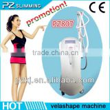 2014 best selling cellulite treatment portable vacuum,infrared,cavitation / thighs fat slimming machine PZ807
