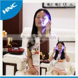 HNC 2015 New arrivals remove acne theratment machine LED red and blue light beauty apparatus