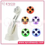 EYCO skin cleansing system anti wrinkle device beauty treatments LED EMS RF photon therapy beauty device