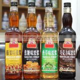 Flavour syrup for bubble tea, coffee, cocktail etc beverage