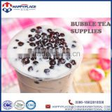colorful tapioca pearls for bubble tea, boba tea jelly topping, bursting boba jelly for taiwan milk tea