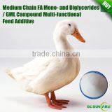 Medium Chain FA Mono- and Diglycerides / GML Compound Multi-functional Feed Additive For Poultry