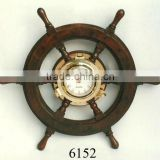 Manufacturer Of Ship Wheel Clock / Nautical Ships Wheel / Wooden Ship Wheel / Antique Ship Wheel / Decorative Ship Wheel