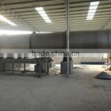 Full automatic particle board making line/drying machine