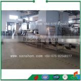 vegetable and fruit drying production line