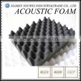 polyester acoustic panel insulation material acoustic sound diffuesr material acoustic foam