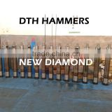 "DTH Bits for 5"" Hammers, 6"" Water Well Drilling Bits, DHD350, QL50, SD5, MISSION50"