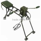 60W Military Hand Cranking Dynamo Power Generator with Seat Stand