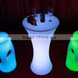 Led cocktail table growing chair lighting counter sofa home furniture