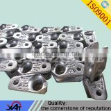 High quality metal casting mining machinery parts,precision casting part China manufacturer