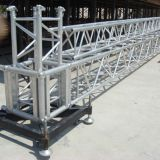 safty heavy loading 520x760mm aluminum spigot lighting truss