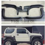 Inquiry about NEW 4x4 Fender Trim fender flare ABS wheel arch for Jimny