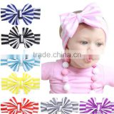 2016 Wholesale hot sale cotton baby or gir's headband,baby accessories
