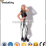 Sexy Legging Skeleton Skull Bone Leggins 3d Digital Leggins Printed Women Leggings Woman Pants