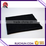 wholesale black magic towels,best selling black salon towels,microfiber custom blank golf towels