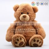 Big plush unstuffed teddy bear skin for sale