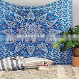 Hippie Ombre Wall Hanging Indian Star Mandala Tapestry Throw Queen Bohemian Bedspread Decor Queen Blanket