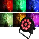 waterproof IP65 RGABWUV 6in1 outdoor led light,wedding party lighting,stage light for sale,building color wash