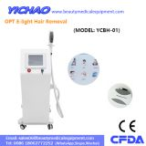 Portable Painless IPL Shr Opt Elight Permanent Hair Removal Equipment