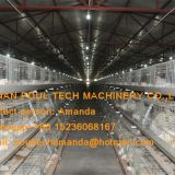 Hot Sale Morocco Broiler Farming Automatic Broiler Cage & Chicken Cage with Automatic Feeding System & Nipple Drinking System