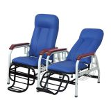 AG-TC001 China factory direct sale waiting room clinic patient reclining transfusion chair portable medical chair