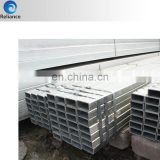 Favorable production of construction pipeline galvanized square steel pipe