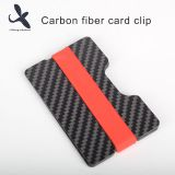 Slim Carbon Fiber Wallets RFID Blocking Credit Card Holder Money Clip