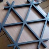 Aluminum Suspended Grid For Building Decoration