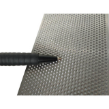 Perforated sus304 sheet perforated slotted hole mesh