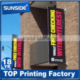 factory price vinyl banner wall hanging banner printing in Shenzhen D-0615                                                                                                         Supplier's Choice