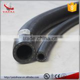 China oil abrasion and weather resistant synthetic rubber hose industrial hydraulic hose