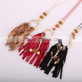 Wholesale Clothing Accessories Taylor Tassel Necklace