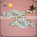 New design bridal applique dresses lace applique                                                                         Quality Choice
