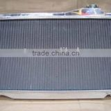 2jz-gte aluminum radiator for toyota supra 2jz-gte heat exchanger