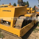 Vibromax W752C road roller used condition Vibromax Germany made W752c road roller used Vibromax road roller