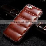For iphone 6 leather case /Hard PC back soft PU leather Case for Iphone 6 6S phone protective case                                                                         Quality Choice